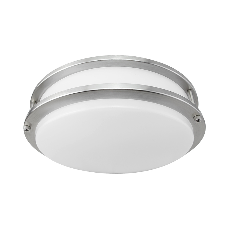 Worbest UL Double Ring Round LED Ceiling Light-BN